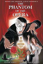 Image: Phantom of the Opera HC  - Titan Comics