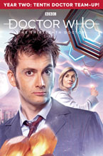 Image: Doctor Who: The 13th Doctor Season Two #2 (cover B - Photo) - Titan Comics