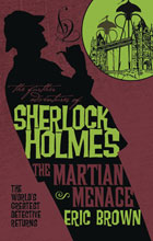 Image: Further Adventures of Sherlock Holmes: Martian Menace PB  - Titan Books