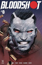 Image: Bloodshot [2019] #0 (cover A - De La Torre) - Valiant Entertainment LLC