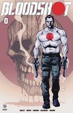 Image: Bloodshot [2019] #0 (cover B - Bachs) - Valiant Entertainment LLC