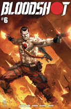 Image: Bloodshot [2019] #6 (cover B - Casas) - Valiant Entertainment LLC
