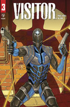 Image: Visitor #3 (cover A - Pinna) - Valiant Entertainment LLC