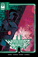 Image: Wasted Space #14 - Vault Comics