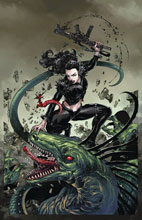 Image: Monster Planet #5 (cover B - Tolibao) - Zenescope Entertainment Inc
