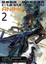 Image: Neon Genesis Evangelion Anima Light Novel Vol. 02 SC  - Seven Seas Entertainment LLC