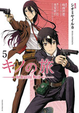 Image: Kino's Journey Beautiful World Vol. 05 GN  - Vertical Comics