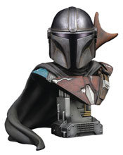 Image: Star Wars Legends in 3D Bust: Mandalorian  (1/2 scale) - Diamond Select Toys LLC