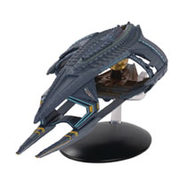 Image: Star Trek Discovery Special #2 (ISS Charon) - Eaglemoss Publications Ltd