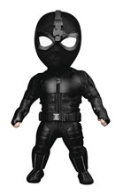 Image: Spider-Man: Far from Home EAA-098 Action Figure - Spider-Man  (Stealth) - Beast Kingdom Co., Ltd