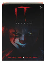 Image: It Chapter 2 Playing Cards  - Nmr Distribution America