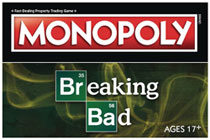 Image: Monopoly Breaking Bad Board Game  - Usaopoly