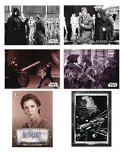 Image: Topps 2020 Star Wars: Black & White: Return of the Jedi Card Box  - Topps Company