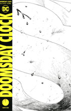 Image: Doomsday Clock #12 (variant 2nd printing cover) - DC Comics