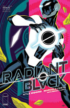 Image: Radiant Black #1 (cover A - Cho) - Image Comics