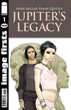 Image: Image Firsts: Jupiter's Legacy #1 - Image Comics