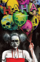 Image: HaHa #2 (cover B - Simmonds) - Image Comics