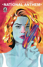 Image: True Lives of the Fabulous Killjoys: National Anthem #5 (variant cover B - Becky Cloonan) - Dark Horse Comics