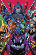 Image: Transformers: Beast Wars #1 (incentive 1:10 cover - Dan Schoening) - IDW Publishing