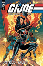 Image: G.I. Joe: A Real American Hero #280 (incentive 1:10 cover - Royle) - IDW Publishing