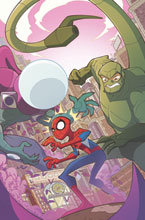 Image: Marvel Action: Spider-Man #4 - IDW Publishing