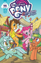 Image: My Little Pony: Friendship Is Magic #95 (cover A - Kuusisto) - IDW Publishing