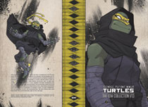 Image: Teenage Mutant Ninja Turtles  (IDW) Collection Vol. 13 HC - IDW Publishing