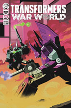 Image: Transformers #28 (cover B - Adam Bryce Thomas) - IDW Publishing