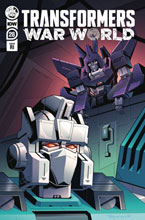 Image: Transformers #28 (incentive 1:10 cover - Thomas Deer) - IDW Publishing