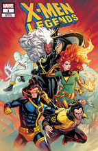 Image: X-Men Legends #1 (incentive 1:25 cover - Dauterman) - Marvel Comics
