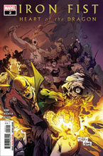 Image: Iron Fist: Heart of the Dragon #2 - Marvel Comics
