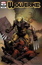 Image: Wolverine #10 (incentive 1:50 Wolverine cover - Finch) - Marvel Comics