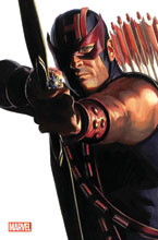 Image: Avengers #42 (variant Alex Ross Timeless cover - Hawkeye virgin) - Marvel Comics