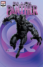 Image: Black Panther #23 (incentive 1:50 cover - Finch) - Marvel Comics