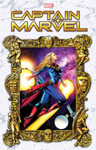 Image: Captain Marvel #26 (variant Masterworks cover - Lupacchino) - Marvel Comics
