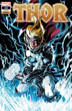 Image: Thor #12 (variant cover - Shaw) - Marvel Comics