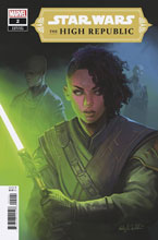 Image: Star Wars: High Republic #2 (incentive 1:25 cover - Witter) - Marvel Comics