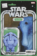 Image: Star Wars #11 (variant Action Figure cover - Christopher) - Marvel Comics