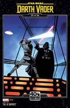 Image: Star Wars: Darth Vader #10 (variant Empire Strikes Back cover - Sprouse) - Marvel Comics