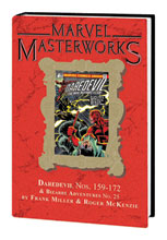 Image: Marvel Masterworks: Daredevil Vol. 15 HC  (variant DM cover) (307) - Marvel Comics