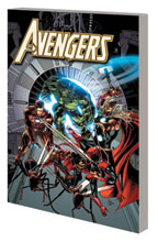 Image: Avengers by Hickman Complete Collection Vol. 04 SC  - Marvel Comics