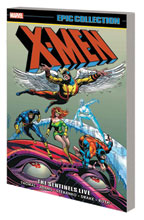 Image: X-Men Epic Collection: Sentinels Live SC  (new printing) - Marvel Comics