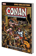 Image: Conan Barbarian Epic Collection: Original Marvel Years - Hawks from Sea SC  - Marvel Comics