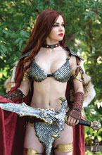 Image: Red Sonja Valentine's Special One-Shot  (incentive 1:30 cover - Cosplay virgin) - Dynamite