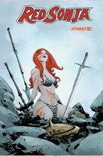 Image: Red Sonja #24 (cover A - Lee) - Dynamite