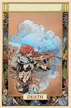 Image: Red Sonja #24 (incentive 1:10 cover - Miracolo virgin) - Dynamite