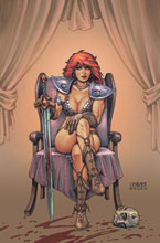 Image: Red Sonja #24 (variant cover - Linsner virgin) - Dynamite