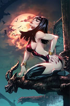 Image: Vengeance of Vampirella #15 (incentive 1:10 cover - Segovia virgin) - Dynamite