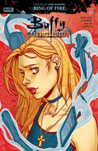 Image: Buffy the Vampire Slayer #22 (variant 1:25 cover - David Lopez) - Boom! Studios