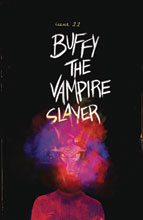 Image: Buffy the Vampire Slayer #22 (variant cover - Becca Carey Fire) - Boom! Studios
